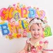 1歳のお誕生日、うれ…