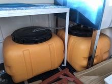 軽移動販売車 ドリームボックス タンク