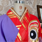 モデルユニット九州な和奏の衣装製作の記事より