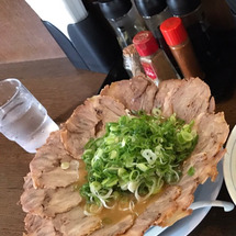 チャーシュー麺⁉︎