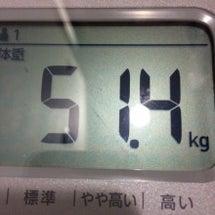 ♡80㌔▶︎51.4…