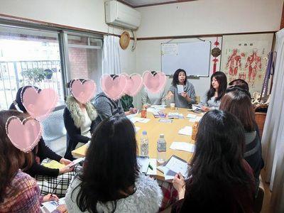 2017年12月10日:ハートカウンセラーkokkoさんin博多『第6弾』の模様