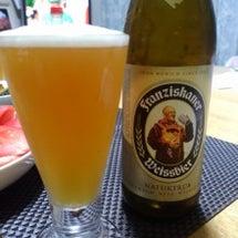 美味しいドイツビール…