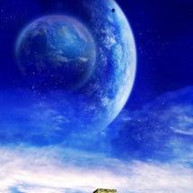 宇宙からメッセージ!…