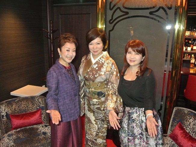 銀座レカン 南美希子さん&伊藤由美ママ&田原敦子さん