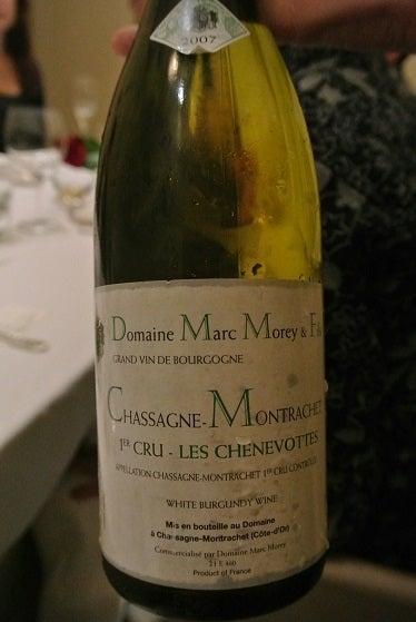 銀座レカン 白ワイン