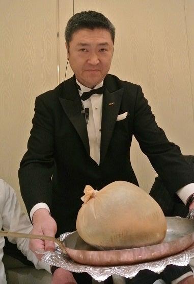 銀座レカン 田村敏郎支配人