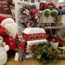 クリスマス雑貨値下げ…
