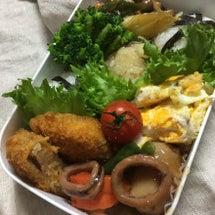 今週のお弁当〜♪