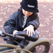 ☆日曜日と自転車☆