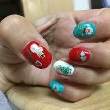 クリスマスネイル☆