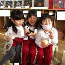 ☆幼稚園で予行練習☆