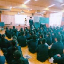 中学生との出会い。
