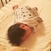 わ!  寝てる‼️