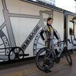 電車+自転車=B.B…