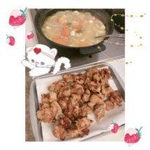 夕飯(╹◡╹)