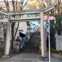 北谷稲荷神社☆渋谷