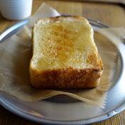 下北沢で はちみつバタートースト  KAISO