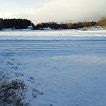 雪が降った原村は〜マ…
