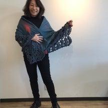 着物とかぎ針編みのコ…