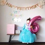 娘の6歳のお誕生日レポ♡プレゼントやランドセル♪