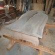 古材屋が作ったテーブ…