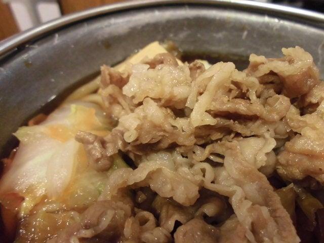 牛すき鍋4