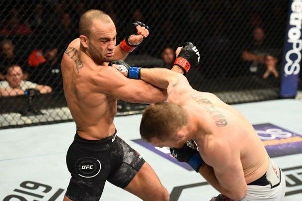 UFC218 エディ・アルバレス VS ...