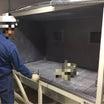 集塵機の定期点検