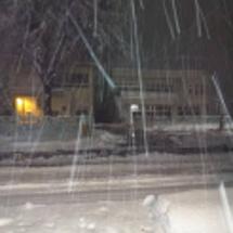 大雪~お知らせ