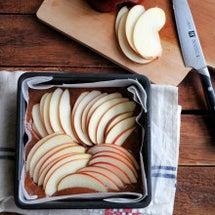 リンゴいっぱいのブラ…