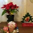 自宅のクリスマス飾り