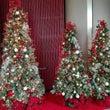 ◆3本のクリスマスツ…