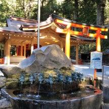 箱根神社へ女子二人☆…