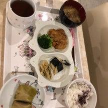 さ!晩御飯よー