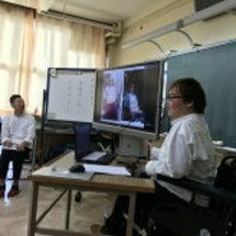 熊谷特別支援学校で講…