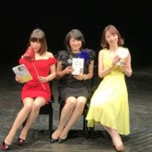 美人が3人♪