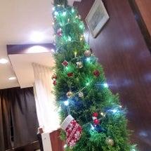 クリスマス仕様に