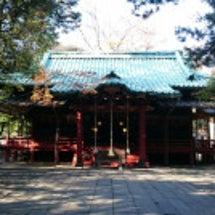 赤坂氷川神社☆