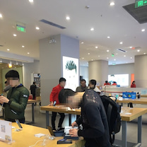 Xiaomi製品を買いに小米之家・上海大悦城店に行ったの記事に添付されている画像