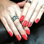 coral♥red