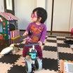 1歳からのチャレンジバイク その後