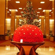 帝国ホテルのクリスマ…