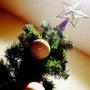 クリスマスツリーは3…