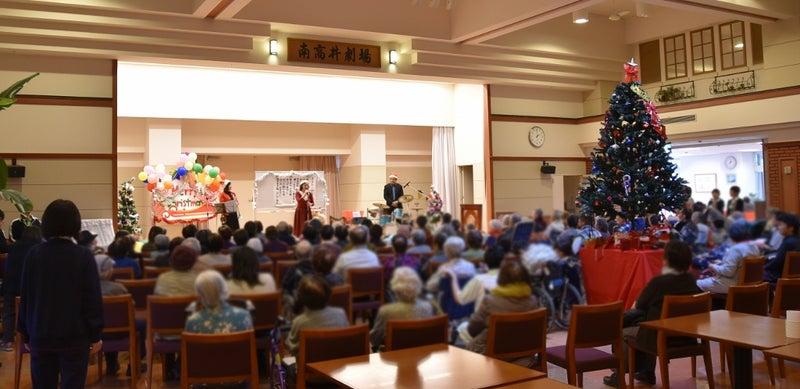 南高井病院クリスマスコンサート全体写真