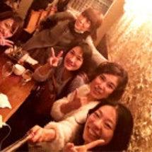 クリスマス女子会@渋…