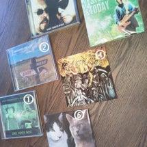 CD売上げの寄付活動…