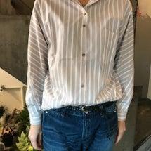 ☆ストライプシャツ&…
