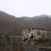 さらに釜石鉱山跡を探…