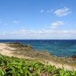 神の島 久高島 カベ…